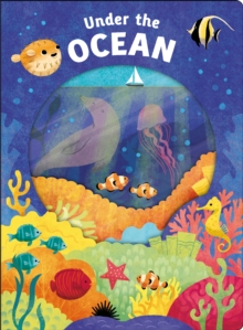 Look Closer Under The Ocean, Hardback Book