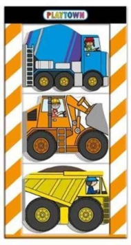 Construction Chunky Set, Board book Book