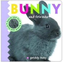 Bunny & Friends : Priddy Touch & Feel, Board book Book