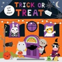 Trick or Treat : Little Friends, Board book Book