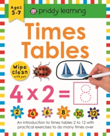 Times Tables, Paperback Book