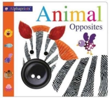 Animal Opposites, Board book Book