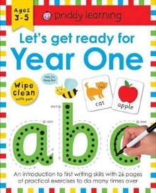 Let's Get Ready for Year One, Paperback Book