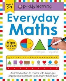 Everyday Maths : Wipe Clean Workbooks, Paperback / softback Book