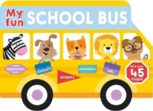 My Fun School Bus, Board book Book
