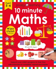 10 Minute Maths, Paperback Book