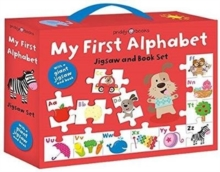 My First Alphabet Set, Mixed media product Book