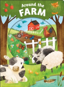 Look Closer Around The Farm, Novelty book Book