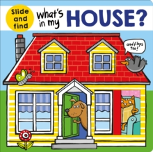 What's In My House, Board book Book