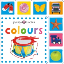 Mini Tab Colours, Hardback Book