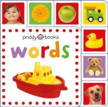 Mini Tab Words, Hardback Book