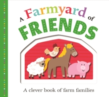 Picture Fit A Farmyard of Friends, Hardback Book