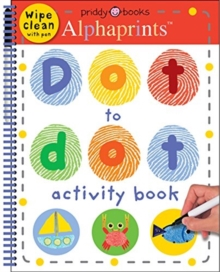 Alphaprints Dot to Dot, Paperback / softback Book