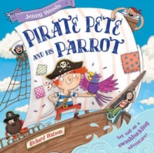 Pirate Pete's Parrot, Paperback Book