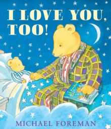 I Love You, Too!, Paperback Book
