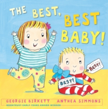 The Best, Best Baby!, Paperback Book