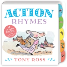 Action Rhymes (My Favourite Nursery Rhymes Board Book), Board book Book