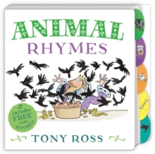 My Favourite Nursery Rhymes Board Book: Animal Rhymes, Board book Book