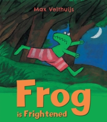 Frog is Frightened, Paperback Book