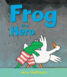 Frog is a Hero, Paperback / softback Book