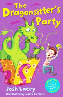 The Dragonsitter's Party, Paperback Book