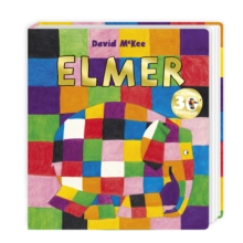 Elmer, Board book Book