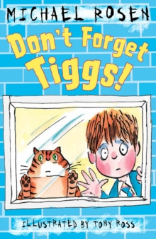 Don't Forget Tiggs!, Paperback Book