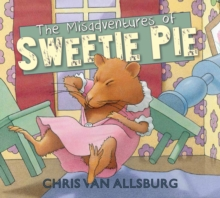 The Misadventures of Sweetie Pie, Paperback Book