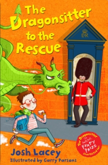 The Dragonsitter to the Rescue, Paperback / softback Book