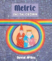 Melric and the Crown, Hardback Book