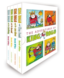 The Adventures of King Rollo, Mixed media product Book