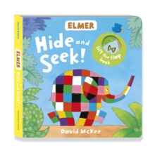 Elmer: Hide and Seek!, Board book Book