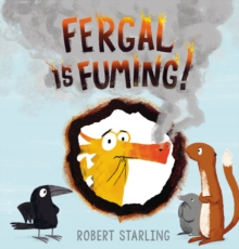 Fergal is Fuming!, Hardback Book