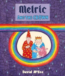 Melric and the Crown, Paperback Book