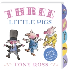 Three Little Pigs : My Favourite Fairy Tales Board Book, Board book Book
