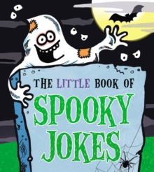 The Little Book of Spooky Jokes, Paperback Book