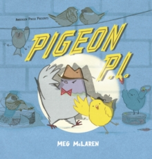 Pigeon P.I., Paperback Book