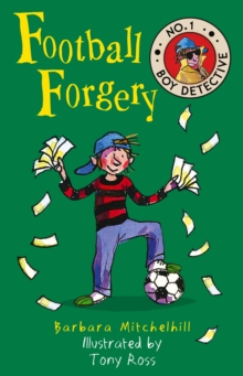 Football Forgery (No. 1 Boy Detective), Paperback Book