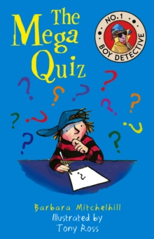 The Mega Quiz, Paperback / softback Book
