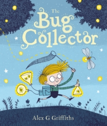 The Bug Collector, Hardback Book
