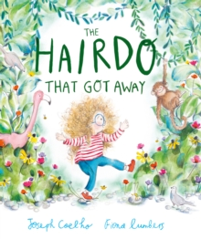 The Hairdo That Got Away, Hardback Book