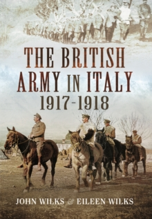 British Army in Italy, Paperback / softback Book