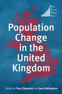Population Change in the United Kingdom, Paperback Book