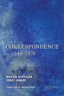 Correspondence 1949-1975, EPUB eBook