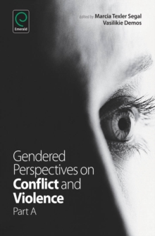 Gendered Perspectives on Conflict and Violence, Hardback Book