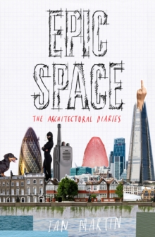 Epic Space, Hardback Book