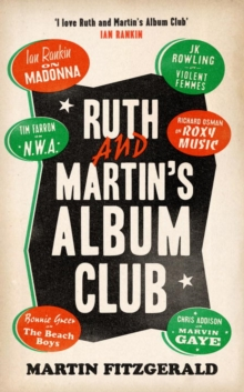 Ruth and Martin's Album Club, Hardback Book