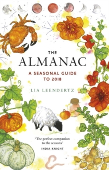 The Almanac : A Seasonal Guide to 2018, Hardback Book