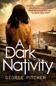 A Dark Nativity, Hardback Book