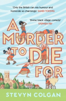 A Murder to Die for, Paperback Book